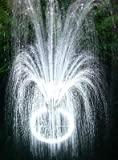 120 LED Fountain Light Ring (White)