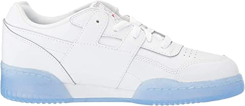Reebok Workout Plus, Baskets Basses Hommes: Reebok: Amazon.fr