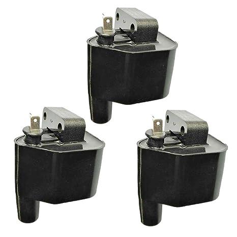 Amazon.com: Pack de bobinas de encendido para Chery QQ 1 2 3 ...
