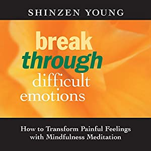 Break Through Difficult Emotions Speech