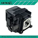 ELPLP78/V13H010L78 Replacement Lamp for Epson EX3220 EX5220 PowerLite1222 1262W x24 w18 w18