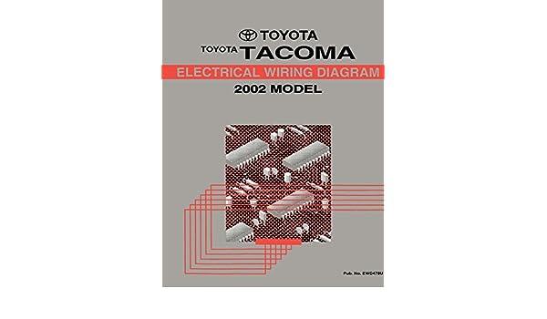2002 tacoma wiring diagram amazon com bishko automotive literature wiring diagrams  bishko automotive literature wiring