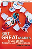 Get Great Marks for Your Essays, John Germov, 1741754526