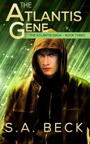 The Atlantis Gene (The Atlantis Saga) (Volume 3)