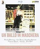Verdi: Un ballo in maschera - Salzburger Festspiele, 1990 [Blu-ray]