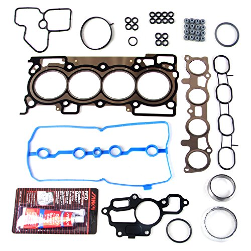 - ECCPP Replacement for Head Gasket Set for 07-12 Nissan Sentra Versa Cube 1.8L 2.0L MR18DE MR20DE Engine Head Gaskets Kit