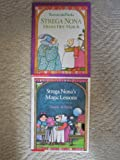 img - for 2 Strega Nona Books by Tomie de Paola- Strega Nona's Magic Lessons and Strega Nona Meets Her Match book / textbook / text book