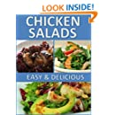 Chicken Salads Book: Amazing, Healthy and Light Chicken Salad Recipes!