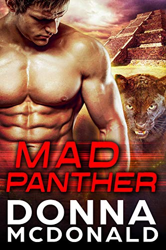 Mad Panther (Alien Guardians of Earth Book 2)