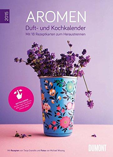 Aromen, Duft-Kalender Posterformat 2015