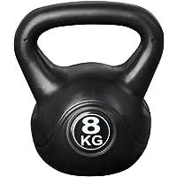 Vivol Kettlebell 8kg - Premium Trainingsgewicht - voor Fitness, Crossfit en Thuis gymnastiek