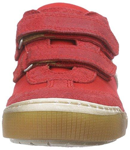 Bisgaard 40312116 - Zapatillas Niños Rojo (Rot (151 True red))