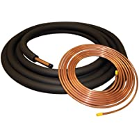 3/8x3/4x50 Insulated Copper Lineset Air Conditioner or Heat Pump