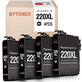 Amazon.com: MYTONER - Cartucho de tinta remanufacturado de ...