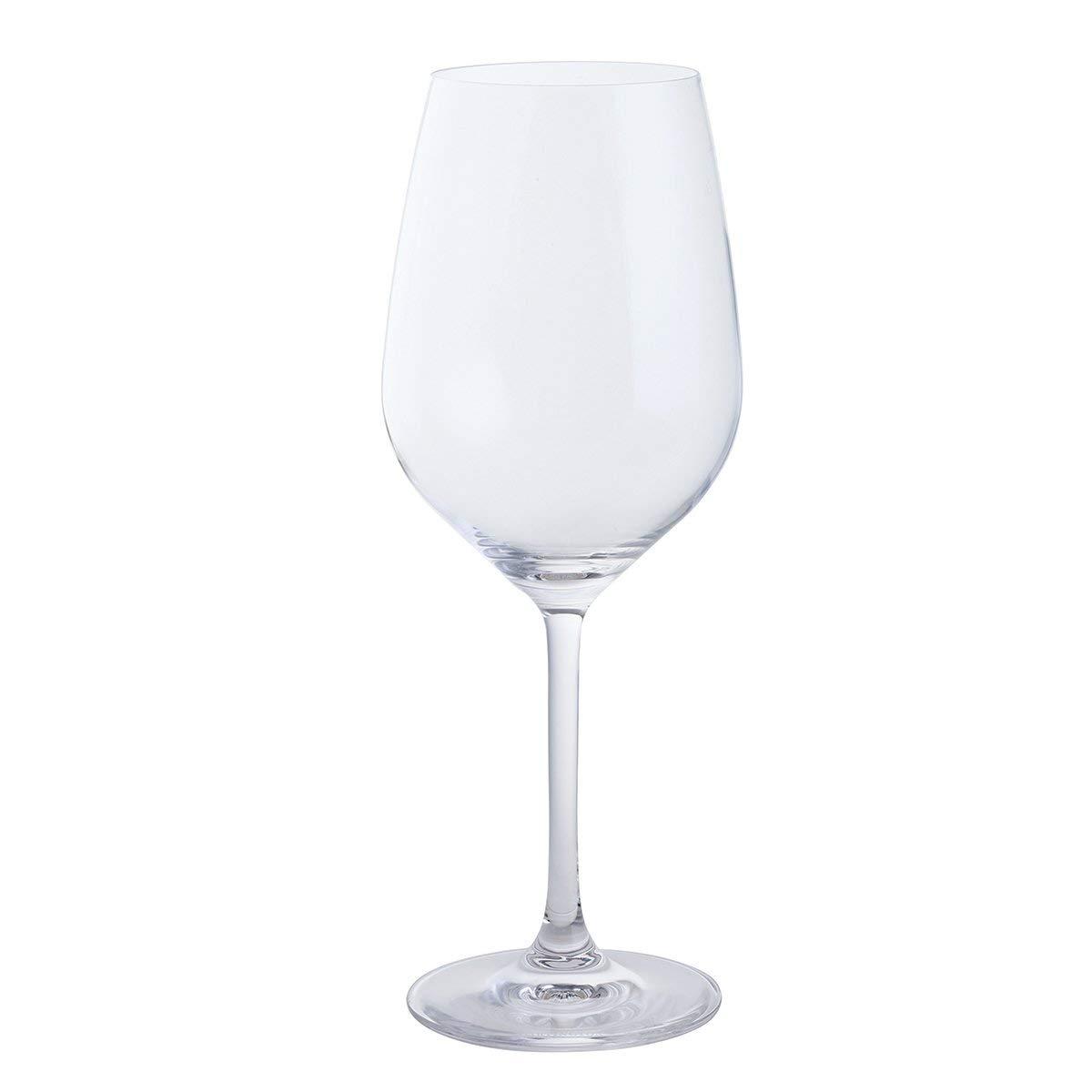 911bb9976be Dartington Crystal Bar White Wine Glasses Pair: Amazon.co.uk: Kitchen & Home