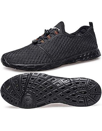 1297c0f3ed9 DOUSSPRT Men's Water Shoes Quick Drying Sports Aqua Shoes