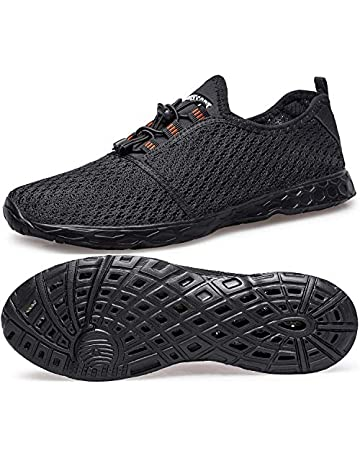 5289679db64d38 DOUSSPRT Men s Water Shoes Quick Drying Sports Aqua Shoes