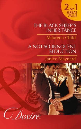 book cover of The Black Sheep\'s Inheritance / A Not-So-innocent Seduction