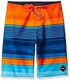 O'Neill Little Boys' Hyperfreak Boardshort 4, Heist Orange, S/4