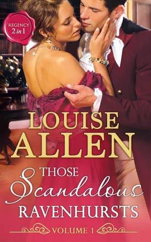 book cover of Those Scandalous Ravenhursts: Volume 1