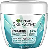 Best GARNIER Moisturizing Face Creams - Garnier SkinActive Hydrating 3-in-1 Face Moisturizer with Aloe Review