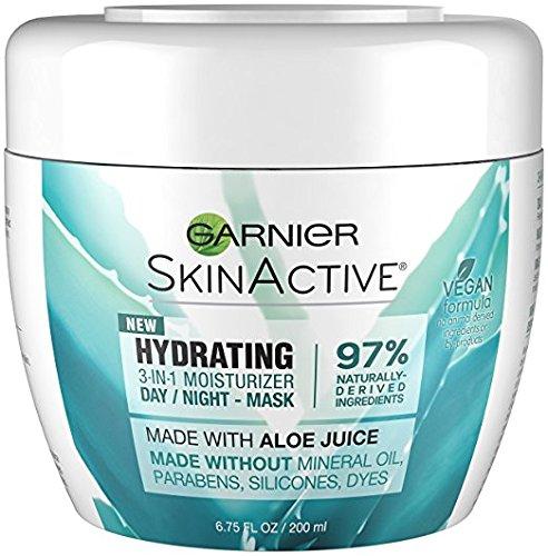 Garnier SkinActive Hydrating 3-in-1 Moisturizer Aloe Juice,