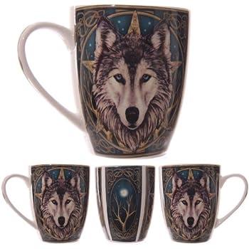 Cute Huskey Animal Dog NEW Colour Changing Tea Coffee Mug 11 ozWellcoda