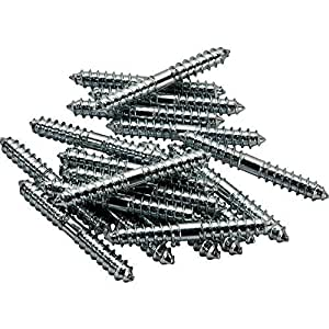 """Baluster Fasteners, 2"""" Length (Pack of 20) by Rockler"""