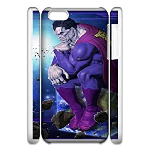 DC Universe Online iphone 5c Cell Phone Case 3D custom made pgy007-9992149