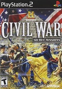 History Channel Civil War: Secret Missions - PlayStation 2