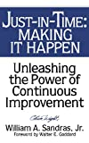 Just-in-Time: Making It Happen