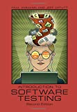 img - for Introduction to Software Testing book / textbook / text book