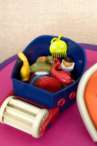 B Fish and Splish Bath Time Toy