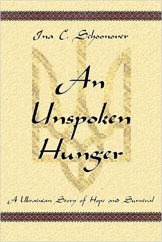 Book An Unspoken Hunger