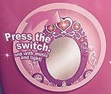 Toy Dressing Table Mirror Vanity Set for Kids Girls w/Light Music