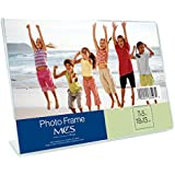 MCS Bent Acrylic Picture Frame 5 by 7-Inch, Horizontal