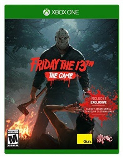 Friday The 13th: The Game - Xbox One Edition (Friday The 13th Game Xbox One X)