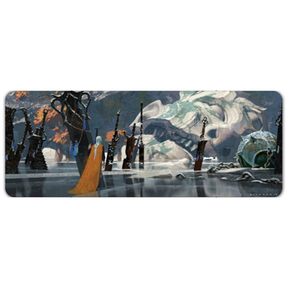 JINYIJUN - Alfombrilla para ratón (800 x 300 de x 3 mm), diseño de 300 League of Legends Esports, 1, 800  300  3mm 24adcb