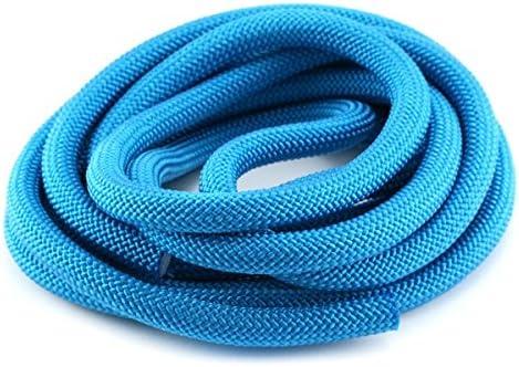 PARACORDE – Cuerda Escalada 10 mm azul petróleo x1 m: Amazon ...