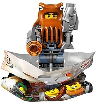 Serie Pulpoejército Ninjago Lego es TiburónAmazon Movie MSzqpGLUV
