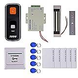 Homyl A Set Door Access Control System Security System Kit Electronic Door Lock