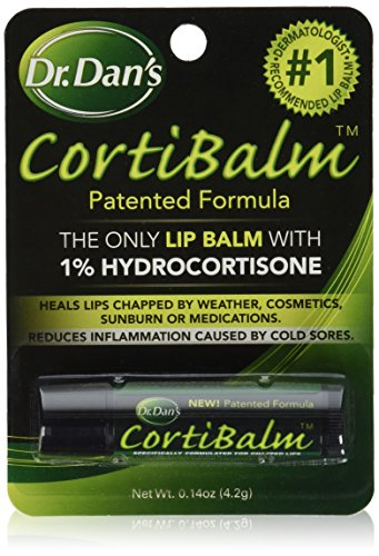 Lip Balm With Hydrocortisone