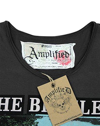 Amplified -  T-shirt - T-shirt con stampe - Maniche corte  - Donna