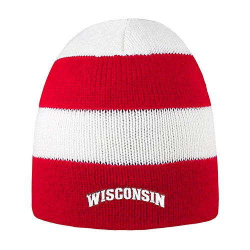 University-of-Wisconsin-Rugby-Striped-Knit-Beanie