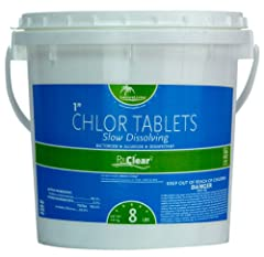 1-Inch Stabilized Chlorine