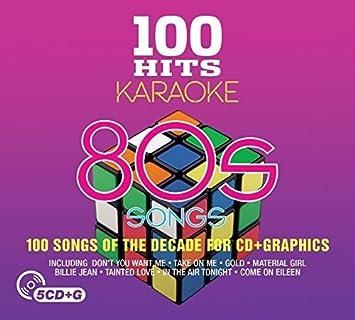 80s songs for karaoke