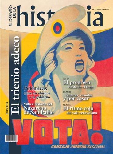 Revista El Desafio De La Historia No. 32 - Venezuela (El ...