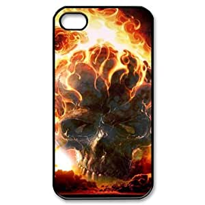 Ghost New Fashion DIY Phone Case for Iphone 4,4S,customized cover case ygtg547335