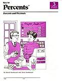 Percents and Decimals, Steven Rasmussen and David Rasmussen, 0913684597