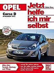 Opel Corsa D ab 2013